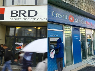 BRD vs Credit Europe Bank
