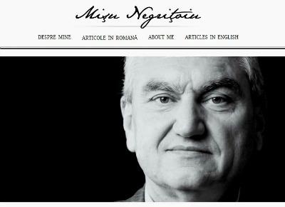 Misu Negritoiu – ING Bank, despre lectiile de invatat din criza financiara