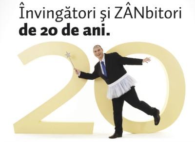 Banca Transilvania dupa 20 de ani: De la o agentie si 13 angajati la 550 de sucursale si peste 6.000 de salariati