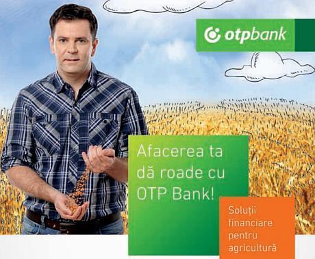 OTP Bank și Groupama au lansat două credite pentru agricultori