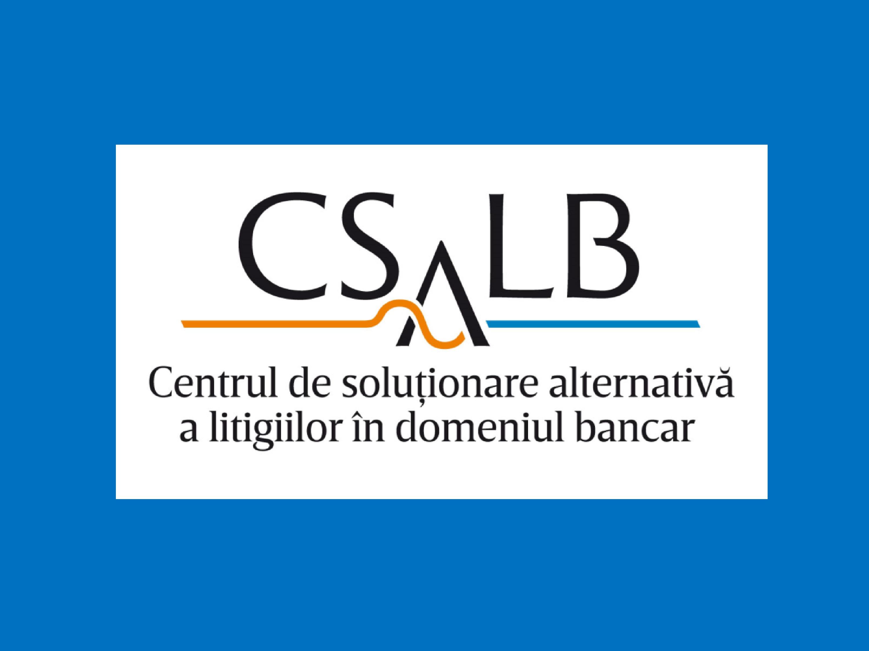 CSALB: şapte paşi pentru o conciliere rapidă cu banca