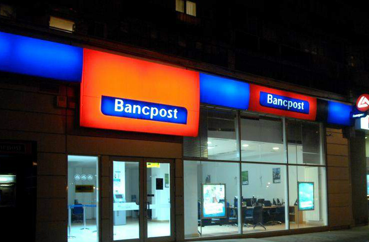 ANPC sanctioneaza Bancpost pentru practici comerciale incorecte