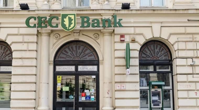 Clientii CEC Bank se pot autentifica in aplicatia de Mobile Banking pe baza amprentei digitale