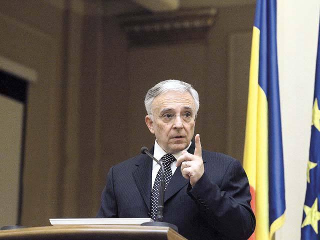 Mugur Isărescu: E clar că îmi închei mandatul