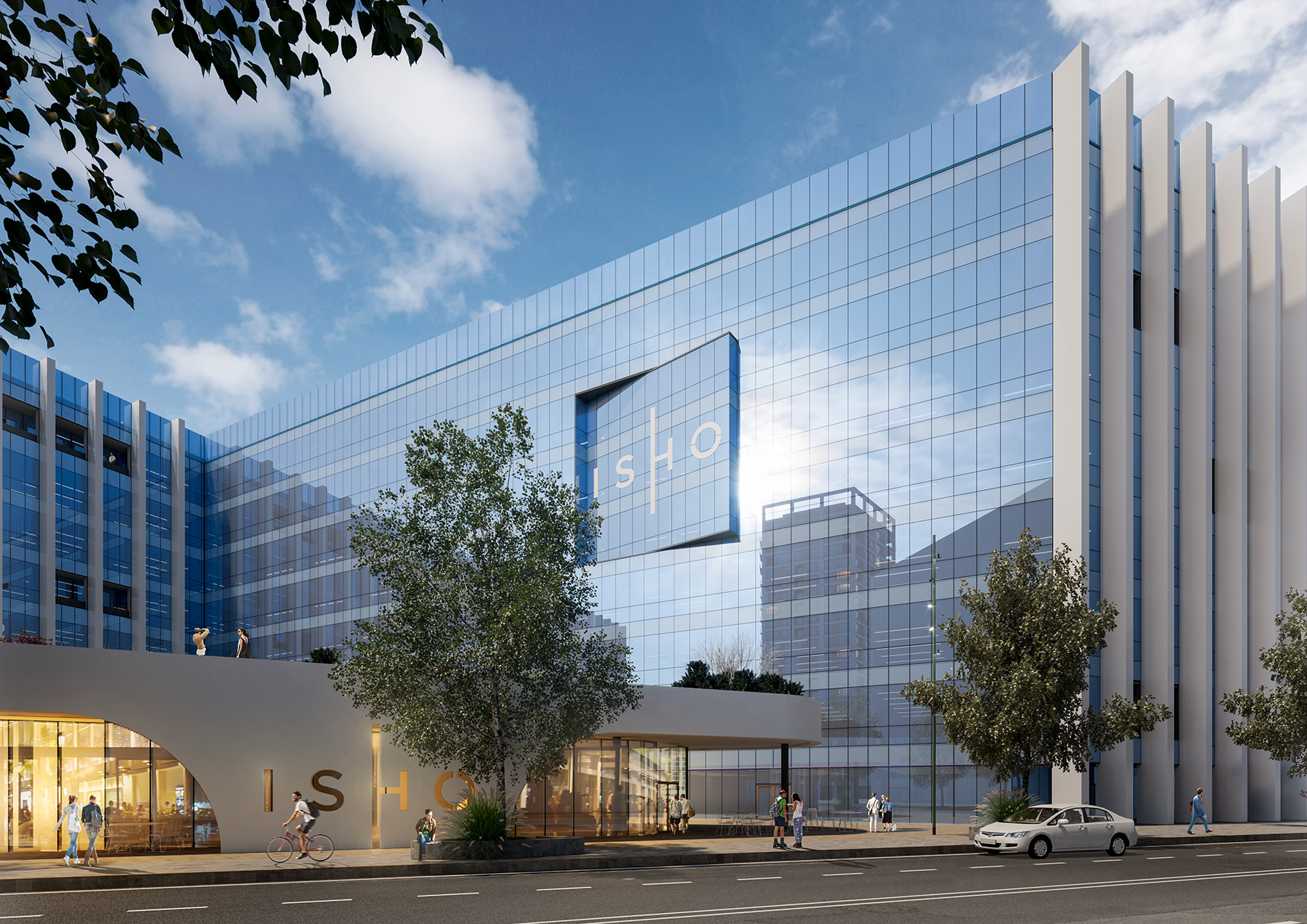 Raiffeisen Bank va deschide o agenție dedicată mediului business în cartierul ISHO din Timisoara