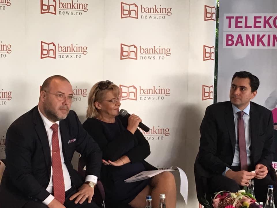 Ruxandra Avram la Banking Innovation Lab: Din noiembrie 2018, românii vor putea face plăți instant, cu decontare în 10 secunde, 24 de ore din 24, 7 zile din 7