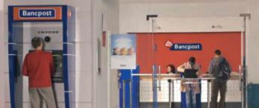 Bancpost a relansat oferta de produse retail