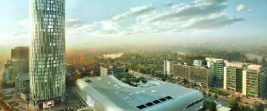 Raiffeisen Bank va avea cel mai inalt sediu din Romania