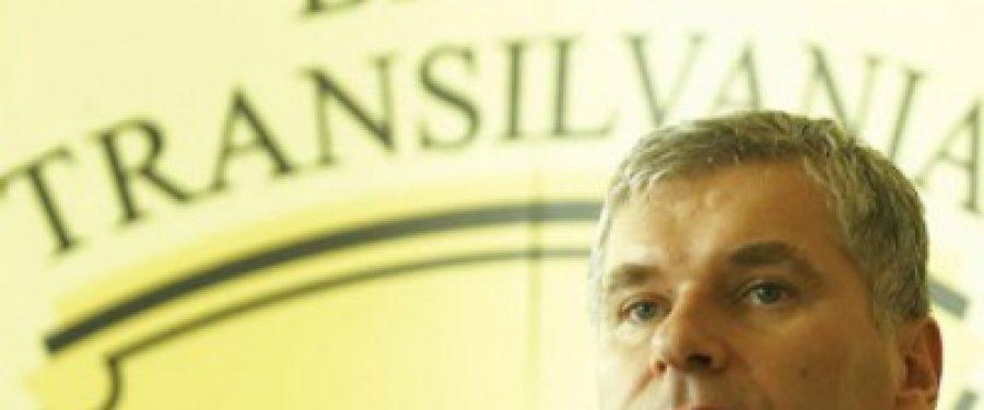 Robert Rekkers a demisionat de la Banca Transilvania