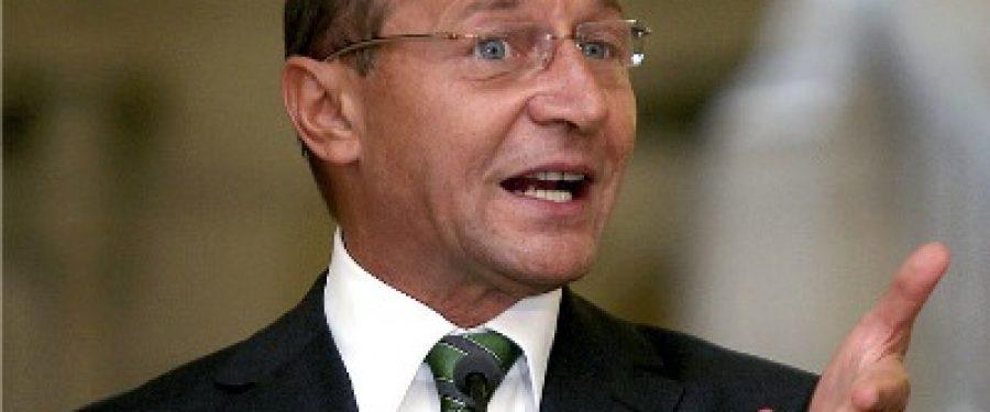 Ce cuvinte magice i-a spus Andreas Treichl presedintelui Basescu