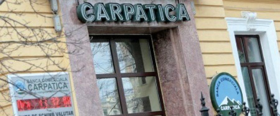 Banca Comerciala Carpatica si-a anuntat rezultatele pe 2011