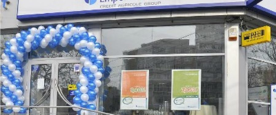 Inaugurare oficiala a sediului sucursalei Emporiki Bank in Galati