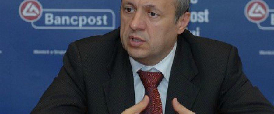 Bogza: Bancpost nu este afectata si isi continua activitatea