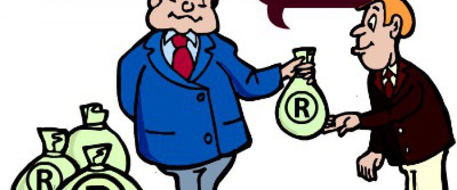 Cum ajung banii din RMO in credite