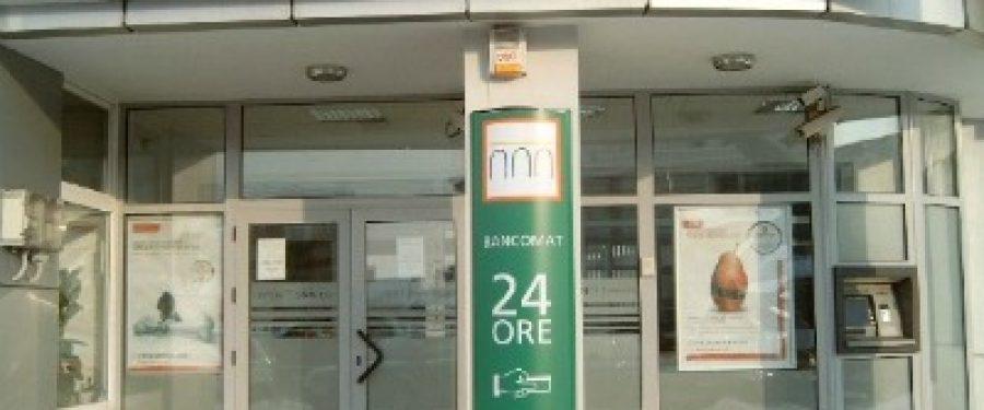 Jaf armat la Intesa Sanpaolo Bank din Constanta