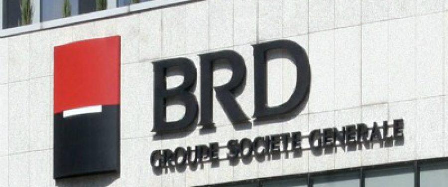 BRD: Profit net de 83 milioane lei in primul trimestru 2012