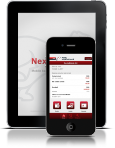 MKB Nextebank lanseaza aplicatia NexteMobile pentru smartphone
