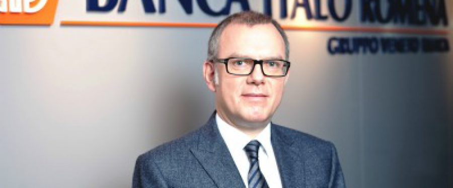Banca Italo Romena are un nou director general