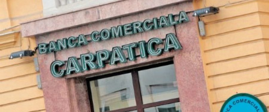Ilie Carabulea a demisionat din functia de presedinte al Bancii Carpatica