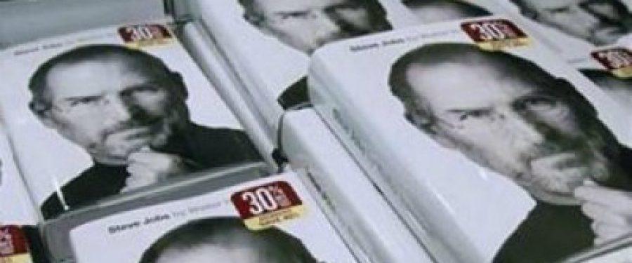 """Lansare de carte """"Steve Jobs"""" – editia in limba romana"""