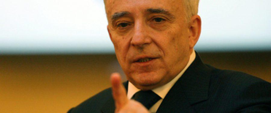 Mugur Isarescu a gasit solutia ideala dupa criza
