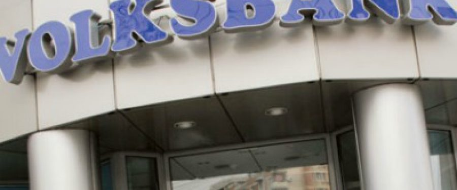 Lurf a renuntat la conducerea Volksbank. Viitorul presedinte nu a fost comunicat