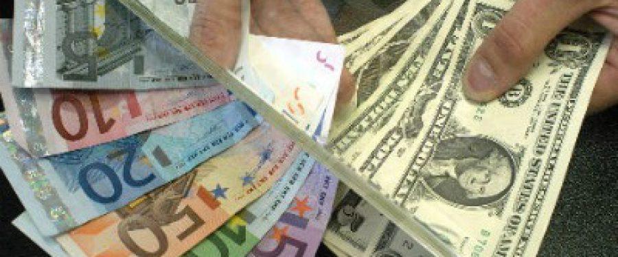 BNR, ingrijorata de dolar