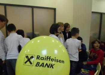 Altfel despre banci: Raiffesien Bank