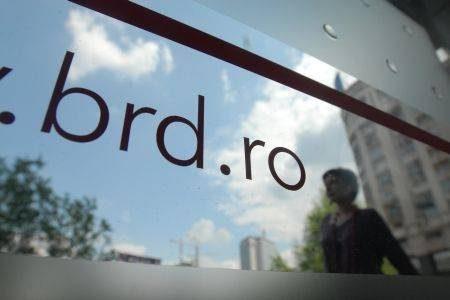 BRD a avut in primul semestru un profit net de 62 milioane de lei
