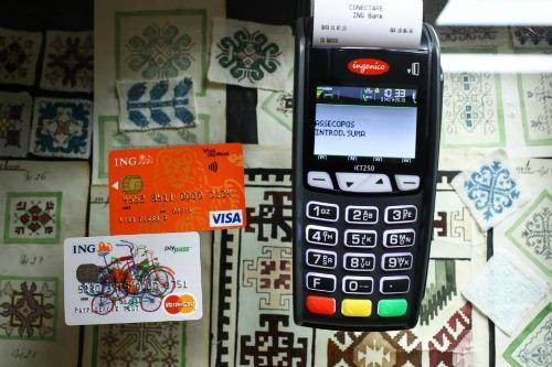 ING a lansat aplicatia prin care poti face plati cu un smartphone