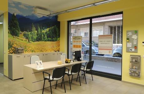 Murăturile, dulceața, iile tradiționale și tablourile pitorești dintr-o bancă românească din Italia