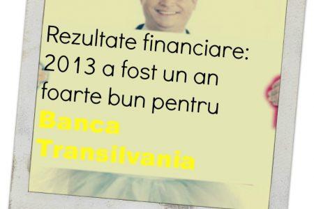 Banca Transilvania a facut profit de 375 mil lei