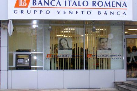 Rebranding: Banca Italo Romena isi schimba denumirea in Veneto Banca