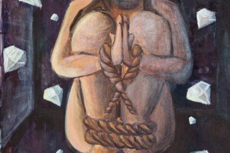 Bancpost sustine o expozitie de arta online impotriva traficului de persoane