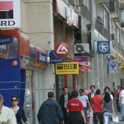 Patronatul Bancilor: Exista numeroase obstacole pentru afisarea comisioanelor in valoare absoluta la ATM‐uri
