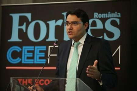 George Georgakopoulos este noul CEO de la Bancpost