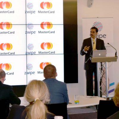 MasterCard a prezentat la Londra primul card de plati biometric contactless din lume