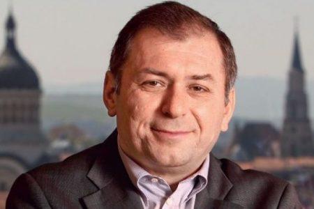 "Horia Ciorcila, presedinte Banca Transilvania: ""Cred ca bancile mici vor iesi de pe piata"""