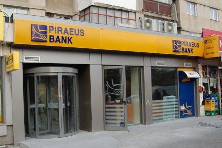 Piraeus Bank Romania a realizat un profit brut de peste 6,8 milioane euro in primele 9 luni