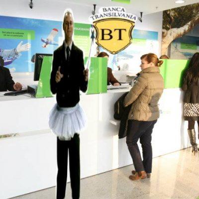 Banca Transilvania cere Consiliului Concurentei sa se poata implica in activitatea Volksbank Romania