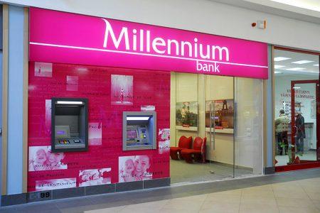 Millennium Bank reduce temporar dobanda creditelor in franci elvetieni