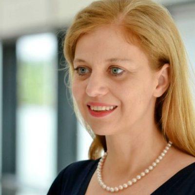 Oana Petrescu a fost numita Director Executiv al Consiliului Patronatelor Bancare