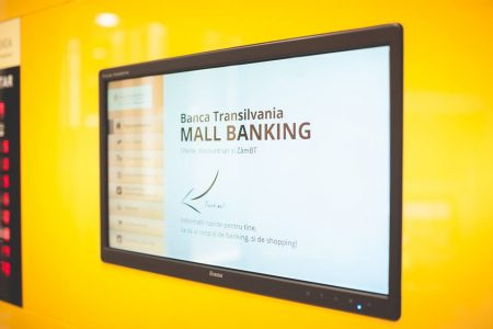 Banca Transilvania lanseaza conceptul Mall Banking. Noua agentie din Baneasa Shopping City ofera produse cu discount