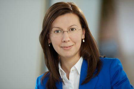Carmen Staicu este noua purtatoare de cuvant a Erste Group