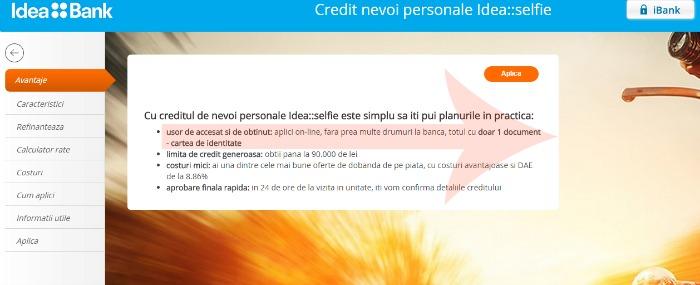 """""""Creditul cu buletinul"""" nu se intoarce. Idea Bank si Raiffeisen Bank simplifica modul de acordare a creditelor de nevoi"""