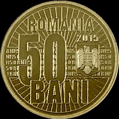 De la 1 iulie, BNR lanseaza o moneda noua de 50 de bani. Iata cum arata