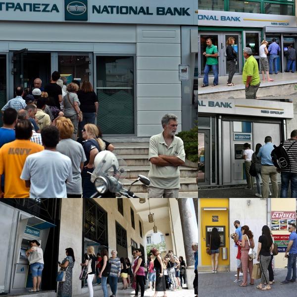 Grecia in deriva. Parlamentul a votat pentru referendum. Grecii asteapta decizia lui Draghi – videoconferinta cu BCE. Ce scenarii fac primele patru banci elene impreuna cu Guvernatorul Stournaras