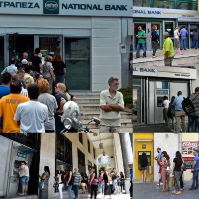 Grecia: restrictiile asupra retragerilor de numerar raman in vigoare cateva luni