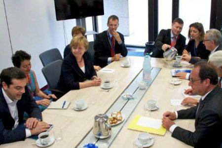 Acord de salvare a Greciei. Juncker: Suntem satisfacuti de acordul la care am ajuns. Dupa ce acordul va fi finalizat, vom recapitaliza bancile – 25 mld euro pentru recapitalizarea lor