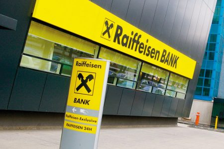 Raiffeisen Bank introduce verificarea online a capacitatii de plata a partenerilor comerciali